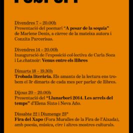 Agenda Febrer 2014
