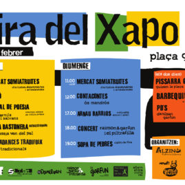 22-23/02/2014 · I Fira del Xapo