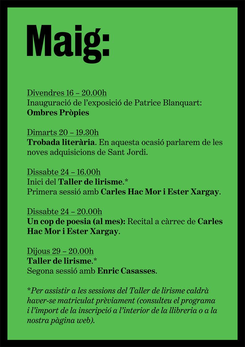 agenda-maig