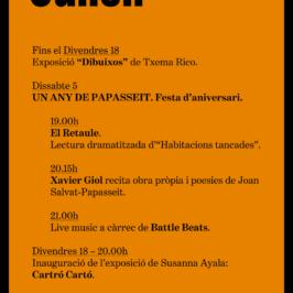 Agenda Juliol 2014