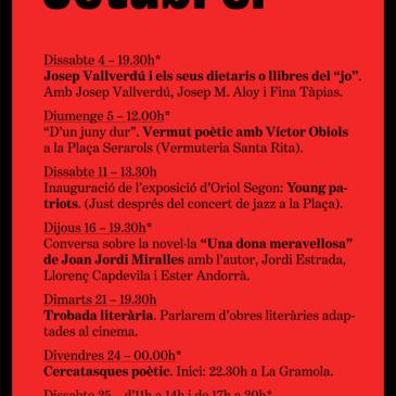 Agenda Octubre 2014