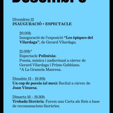 Agenda Desembre 2014