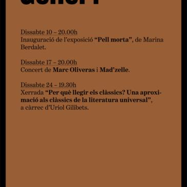 Agenda Gener 2015