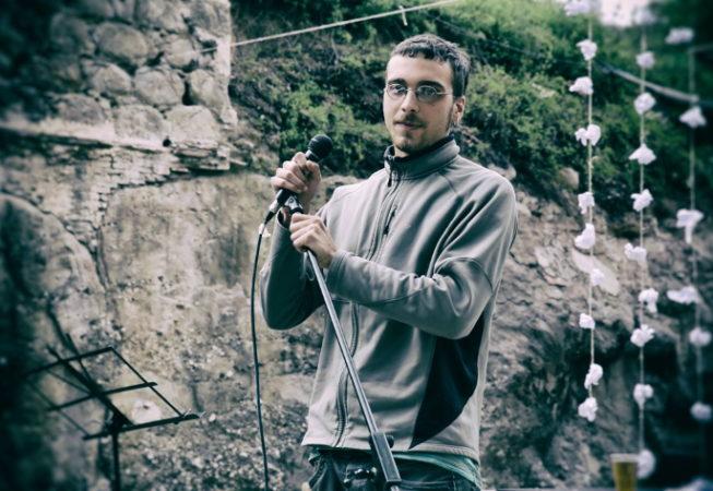 Guim Valls. Pòlip-poeta