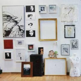 2 anys d'art · Exposició col·lectiva