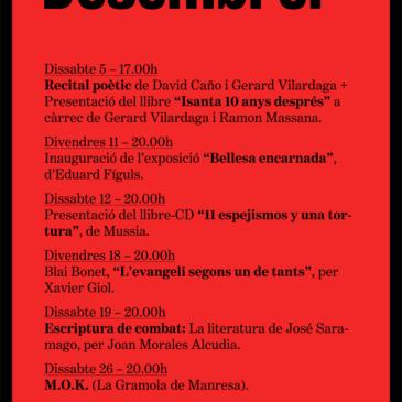 Agenda Desembre 2015