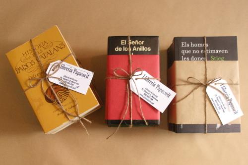 Packs de llibres com nous per als amants d'una temàtica.