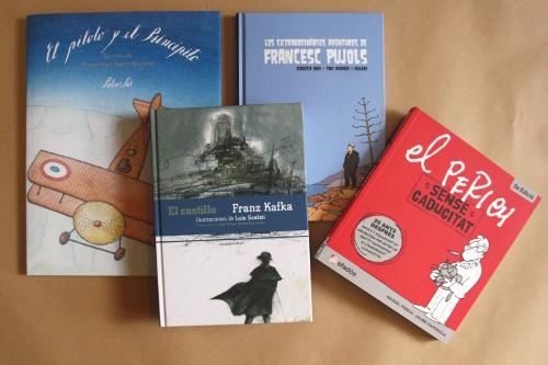 A més de la nostra acurada selecció de llibres nous de petites editorials.