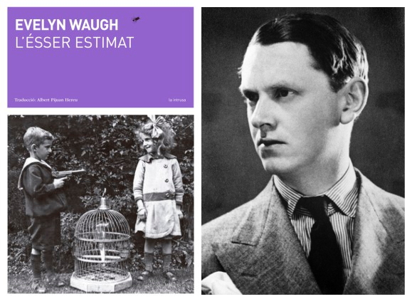 Agenda Abril - Evelyn Waugh