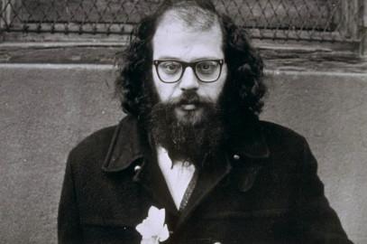 El beat Allen Ginsberg
