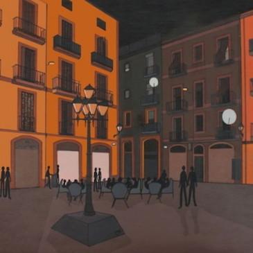 """Exposició """"Paisatge urbà"""", de Carla Soza"""
