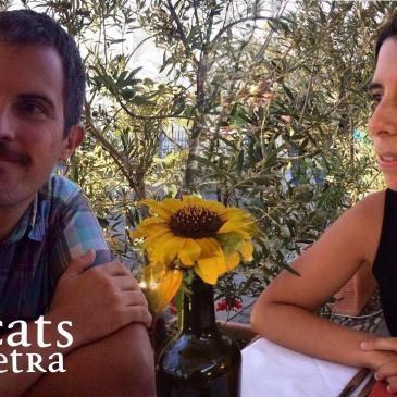 Vermut poètic amb Anna Gual i Jaume C. Pons Alorda